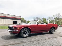 Picture of 1970 Ford Mustang located in Geneva  Illinois Offered by Classic Auto Haus - NFD5