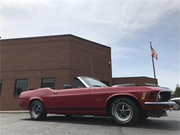 Picture of Classic '70 Mustang located in Geneva  Illinois Offered by Classic Auto Haus - NFD5