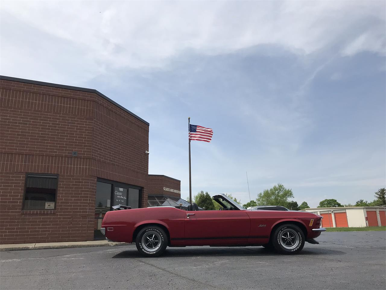Large Picture of '70 Mustang - NFD5