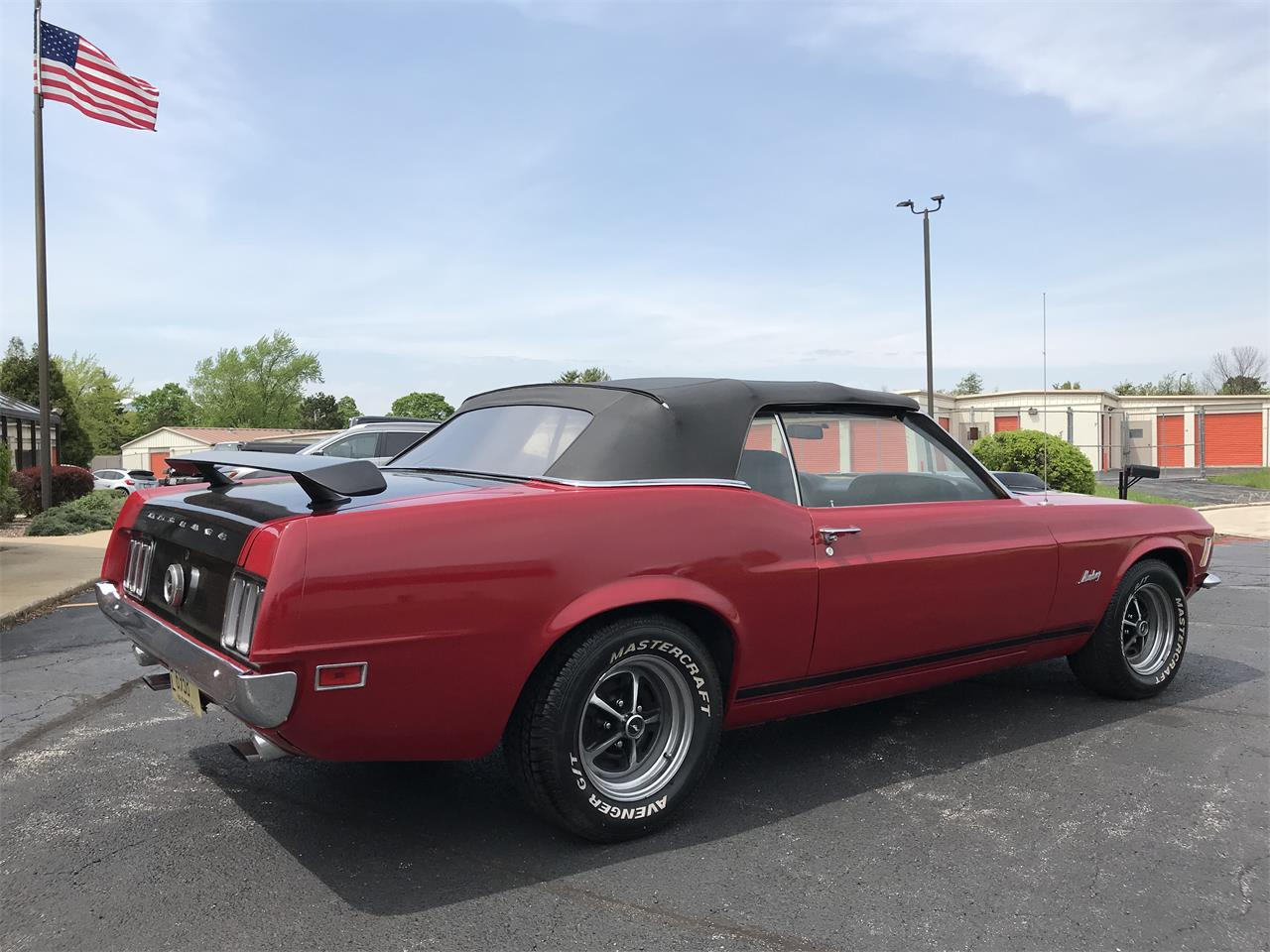 Large Picture of Classic '70 Mustang located in Illinois - $22,995.00 - NFD5