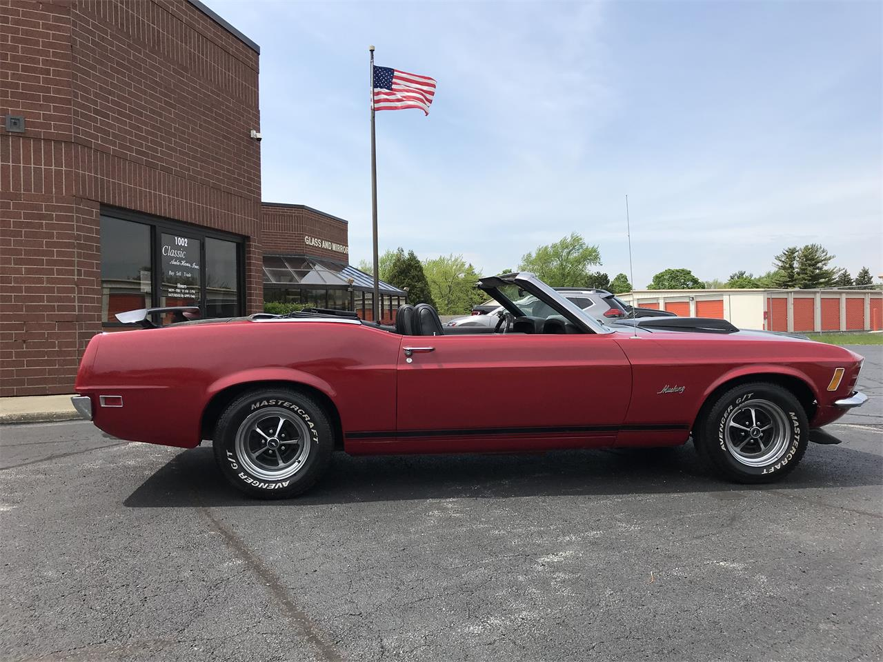Large Picture of Classic 1970 Ford Mustang - $22,995.00 Offered by Classic Auto Haus - NFD5