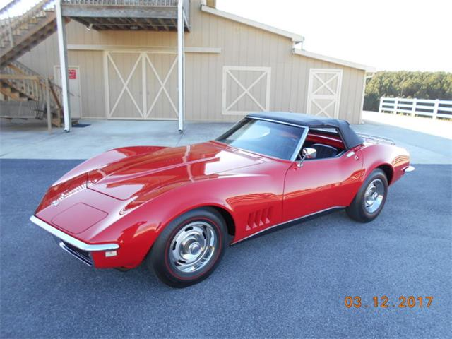Picture of '68 Corvette - NFD6