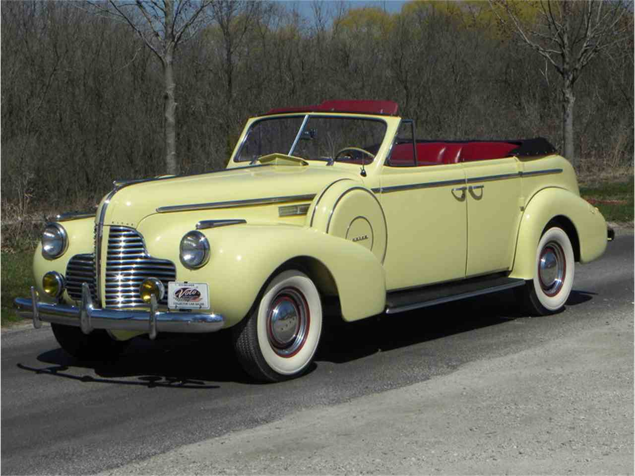 1940 Buick Century for Sale   ClassicCars.com   CC-1093011