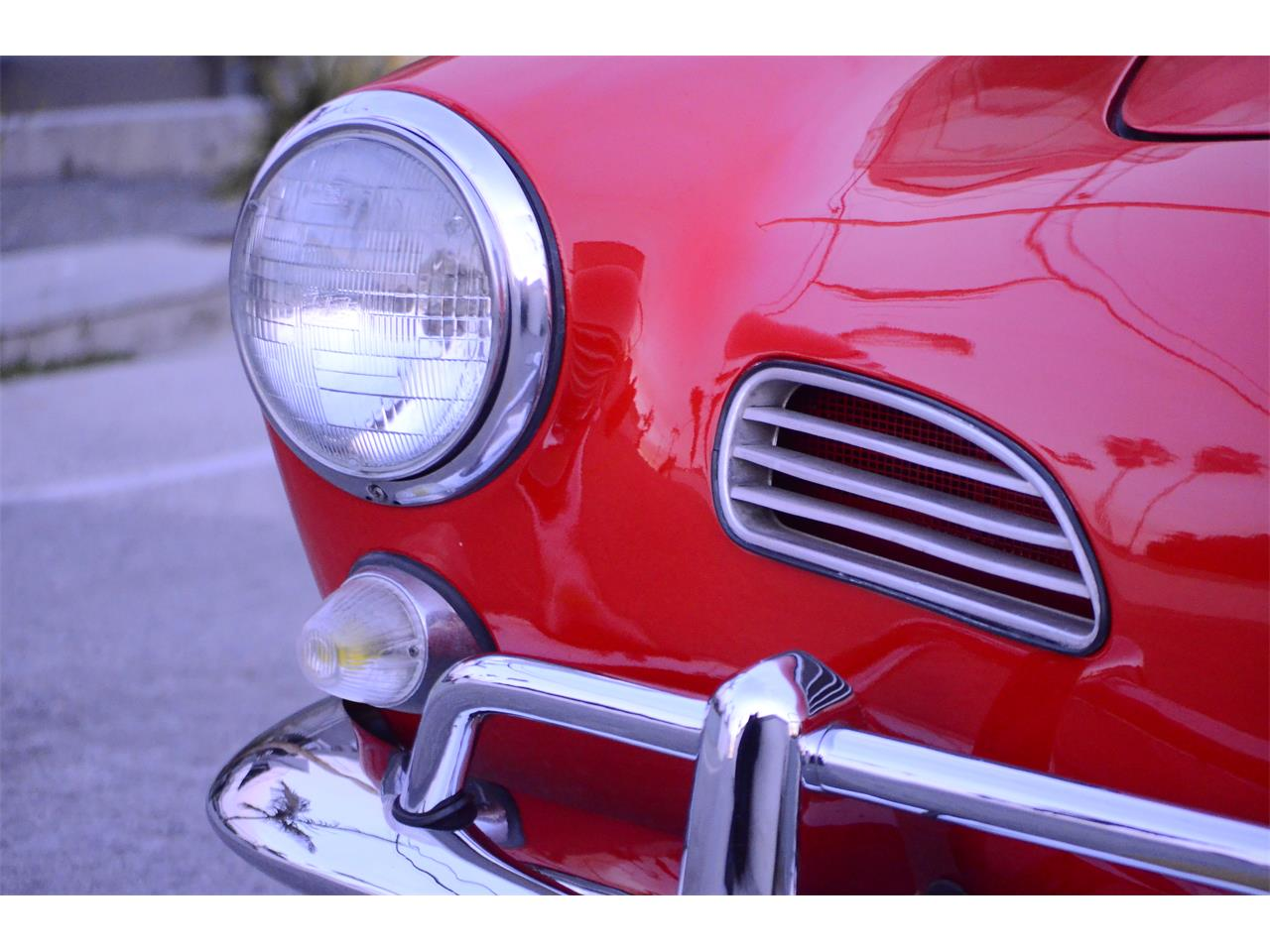 Large Picture of Classic 1969 Volkswagen Karmann Ghia Offered by a Private Seller - NDA6