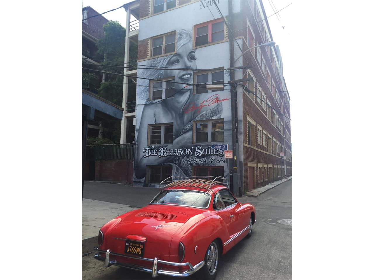 Large Picture of '69 Volkswagen Karmann Ghia located in California Offered by a Private Seller - NDA6