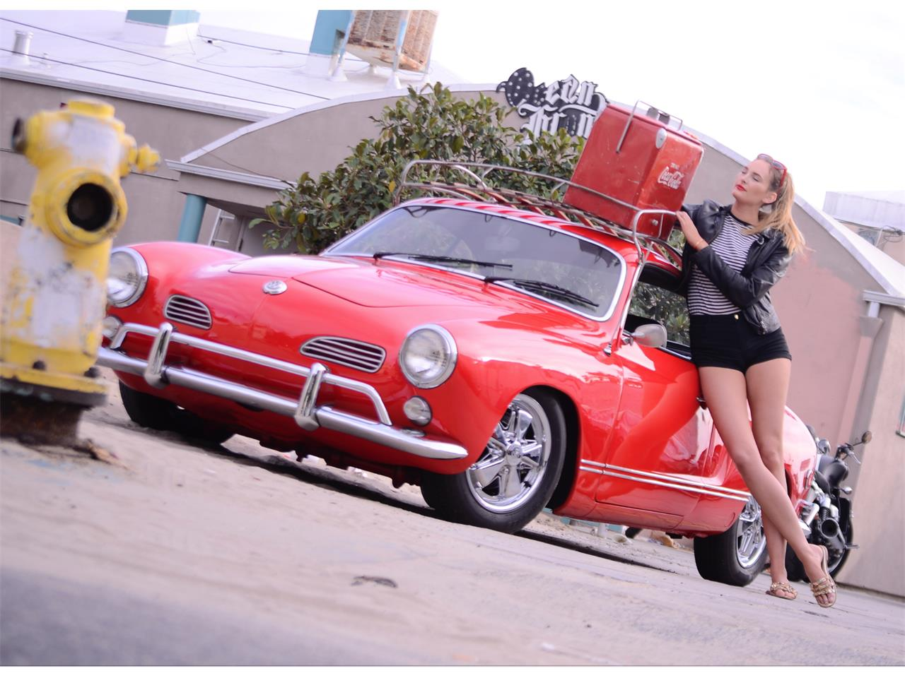 Large Picture of Classic 1969 Karmann Ghia located in California - $19,999.00 Offered by a Private Seller - NDA6