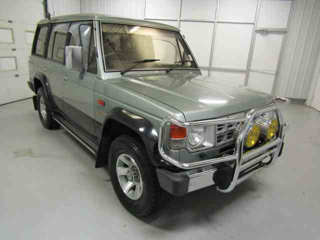 Picture of '91 Mitsubishi Pajero Offered by  - NFE5