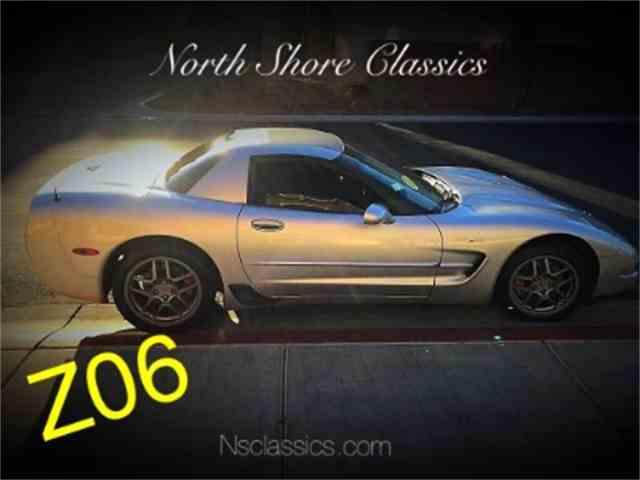 Picture of '01 Corvette - NFEE