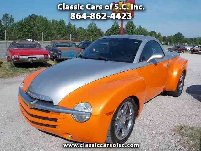 Picture of 2004 SSR - $22,500.00 Offered by  - NFEG