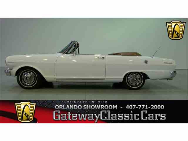 Picture of 1963 Nova located in Florida - $22,995.00 - NFEL
