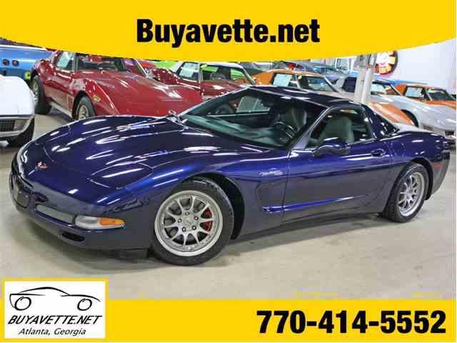 Picture of '99 Corvette - NFEW