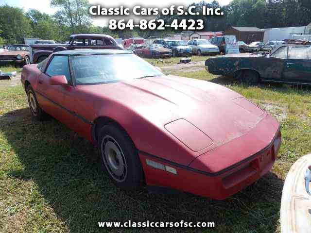 Picture of 1985 Corvette located in Gray Court South Carolina - $3,500.00 Offered by  - NFF2