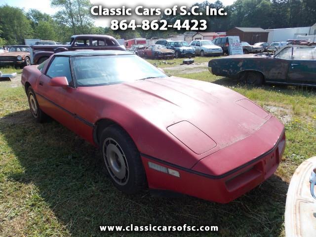 Picture of '85 Corvette - NFF2