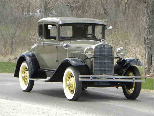 Picture of '31 Model A - NDAC