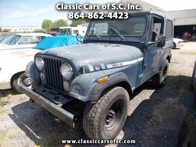 Picture of '80 CJ7 - NFFC