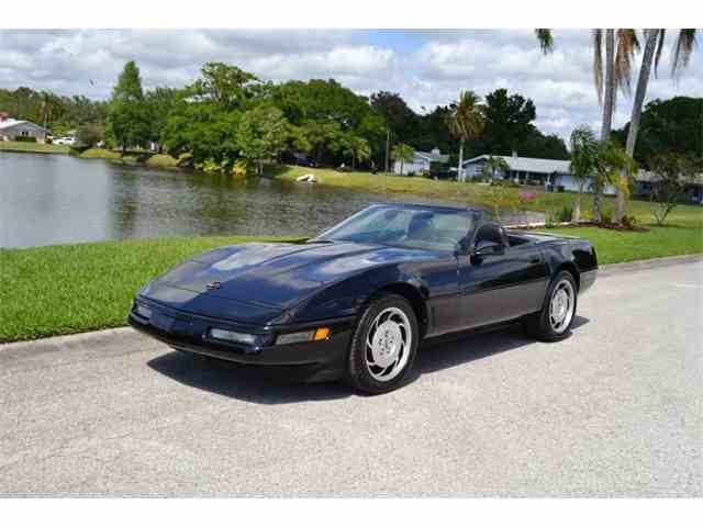 Picture of '96 Corvette - NFFI