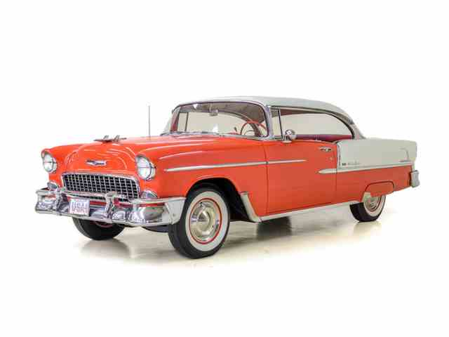 Picture of Classic '55 Chevrolet Bel Air - NFFJ