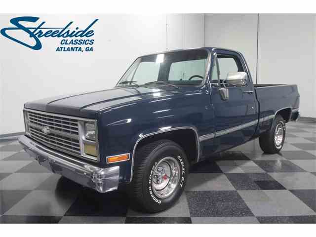 Picture of 1987 C10 located in Georgia Offered by  - NDAD