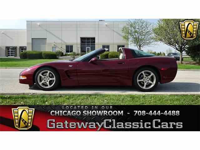 Picture of '03 Corvette - NFFM