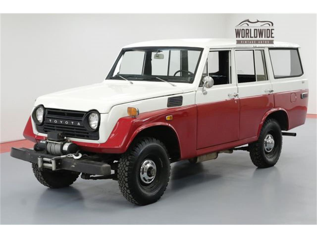 1973 Toyota Land Cruiser Fj For Sale Cc 1090310 Fj55 Large Picture Of 73 Ndae