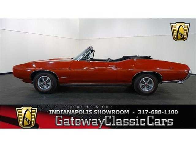 Picture of Classic '68 Pontiac GTO - $59,595.00 Offered by  - NDAJ