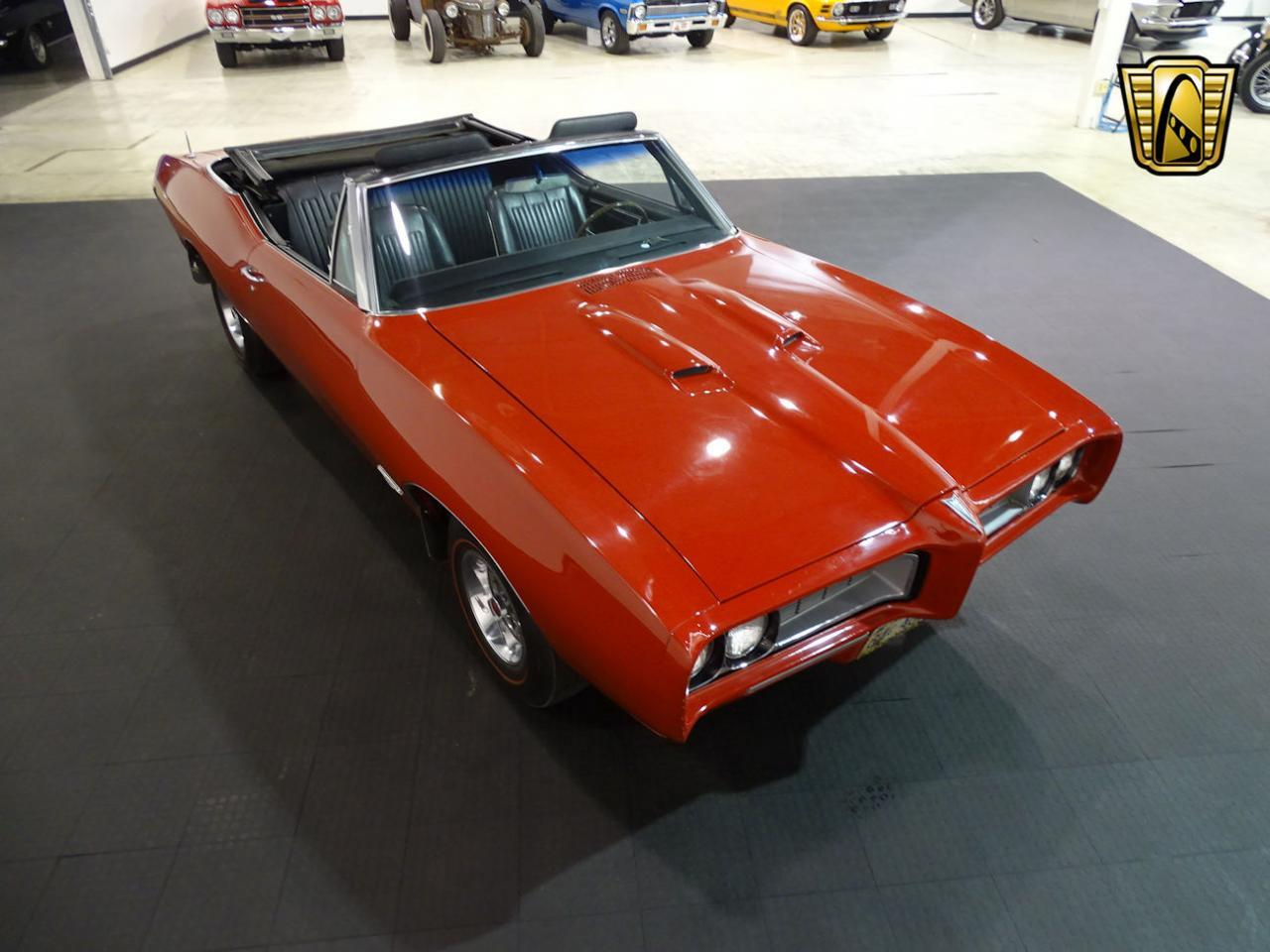 Large Picture of '68 GTO - NDAJ