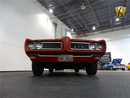 Picture of Classic 1968 Pontiac GTO located in Indiana Offered by Gateway Classic Cars - Indianapolis - NDAJ