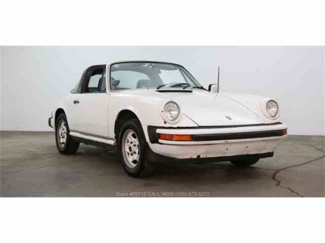 Picture of 1976 911S located in Beverly Hills California - $19,750.00 - NFHC