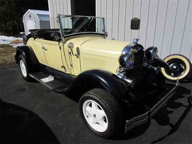 Picture of 1928 Model A Offered by  - NFHJ