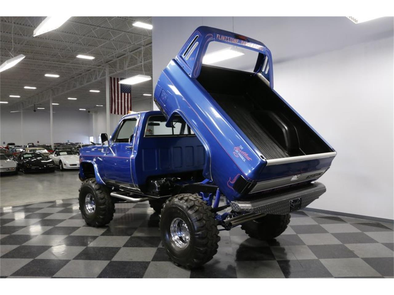 Large Picture of '78 K-10 - NFHL