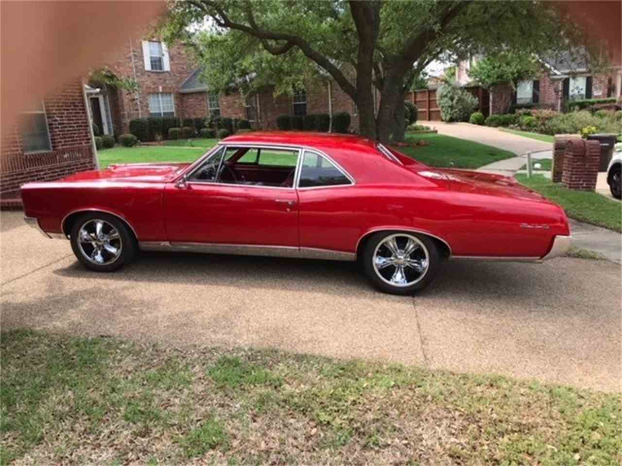 Large Picture of 1967 GTO located in Florida Auction Vehicle Offered by Premier Auction Group - NFHO