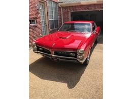 Picture of 1967 GTO located in Punta Gorda Florida Auction Vehicle - NFHO