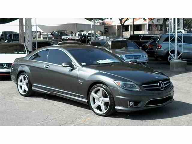 Picture of '08 CL Class CL63 AMG - NFHX