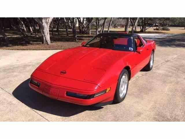 Picture of '93 Corvette - NFIC