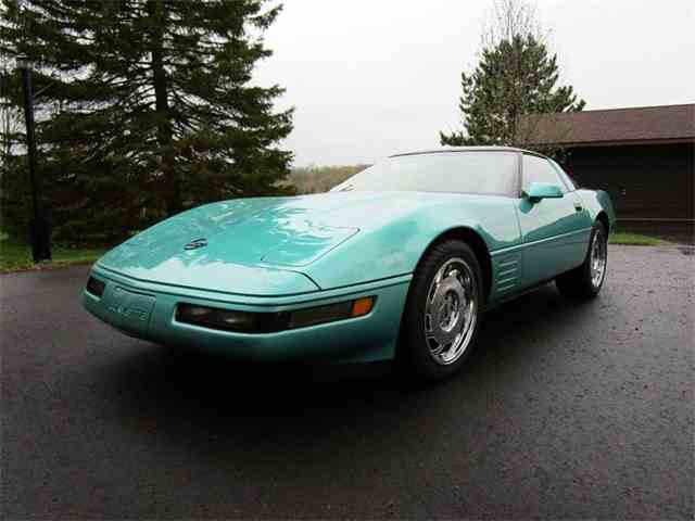 Picture of '91 Corvette - NFIF