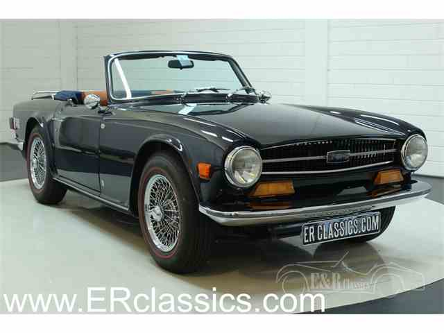 Picture of '73 TR6 - NFIG