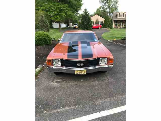 Picture of Classic 1972 Malibu located in West Pittston Pennsylvania - NFIH