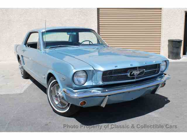 Picture of '65 Mustang - NFIR