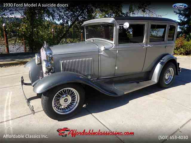 Picture of '30 Model A - NFIS