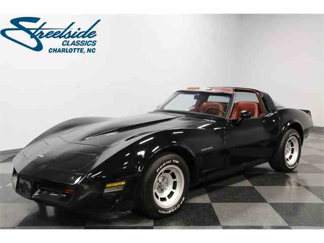 Picture of '82 Corvette - NFIW