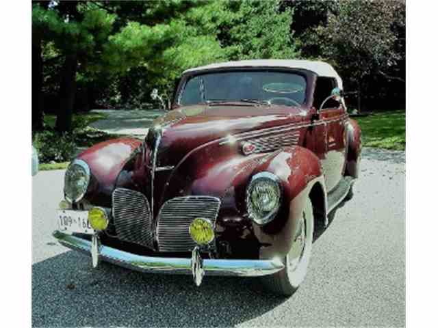 Picture of '38 Zephyr located in Illinois - $95,000.00 - NDAQ