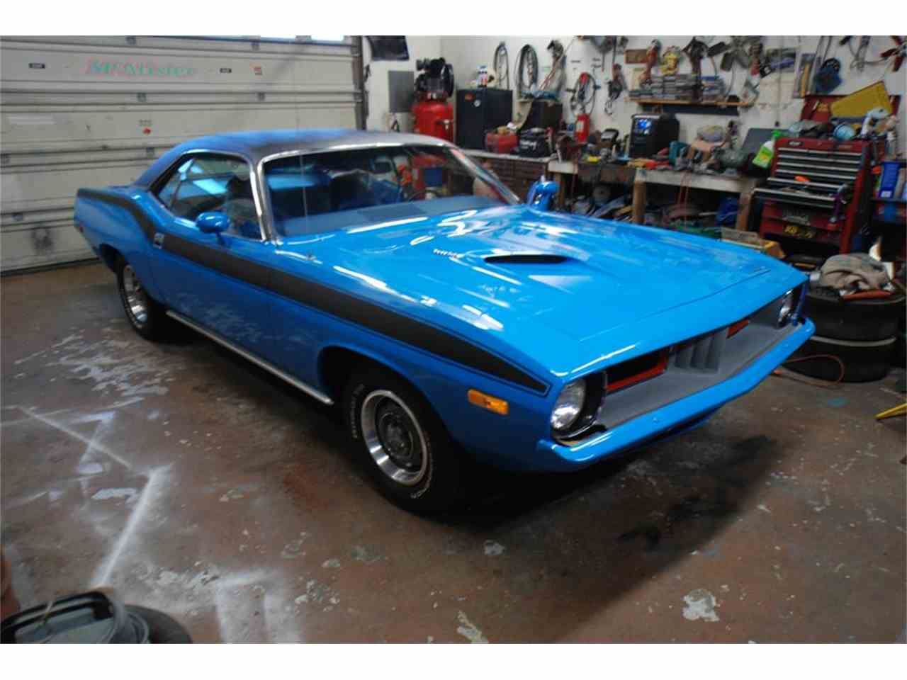 Large Picture of '72 Cuda - NFJE