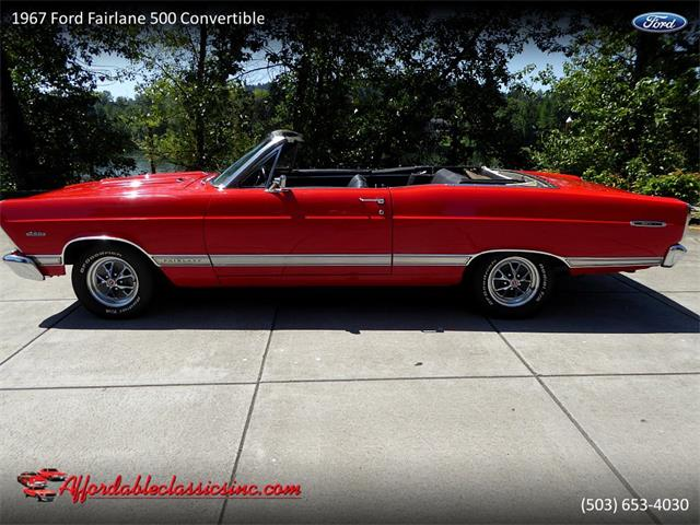 Picture of '67 Fairlane 500 - NFJQ