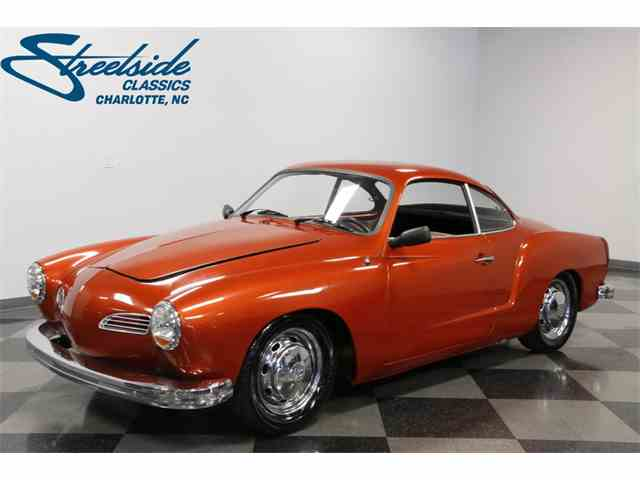 Picture of Classic 1973 Karmann Ghia located in Concord North Carolina - NFJS