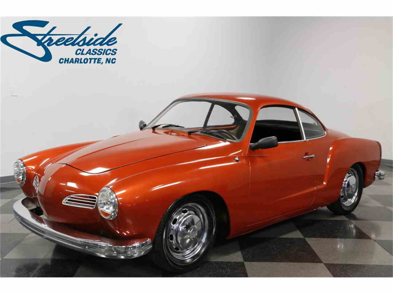 Large Picture of '73 Karmann Ghia - NFJS