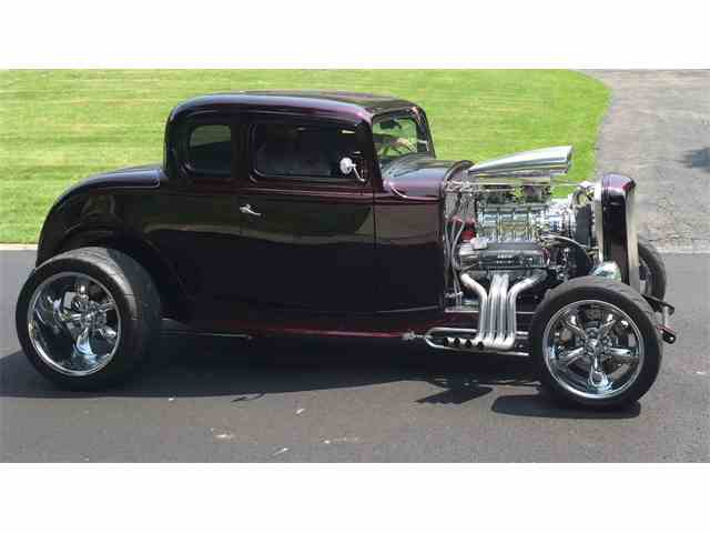 Picture of '32 5-Window Coupe - NFK6