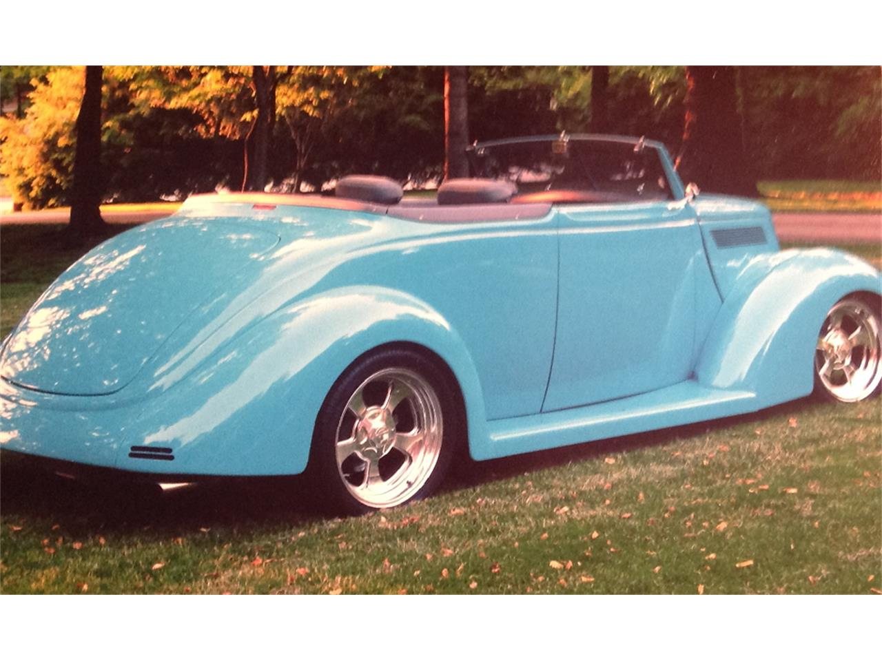 Large Picture of '37 Cabriolet - NFK9