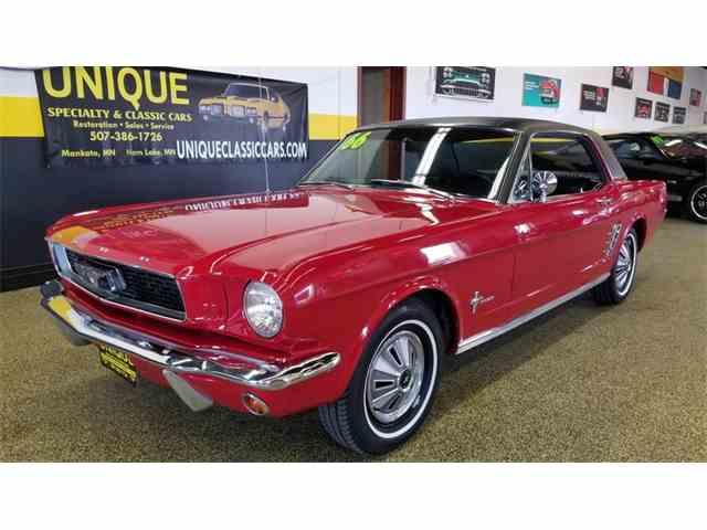 Picture of '66 Mustang - NDAU