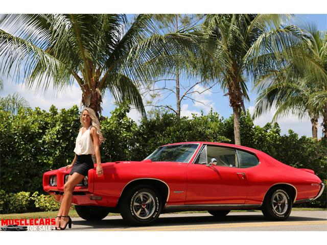 Picture of 1968 GTO - $30,900.00 - NFKQ