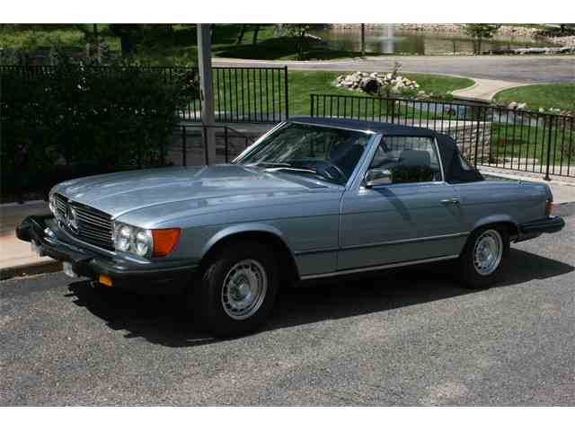 Picture of '82 380SL located in BLOOMFIELD HILLS Michigan Offered by a Private Seller - NFL0